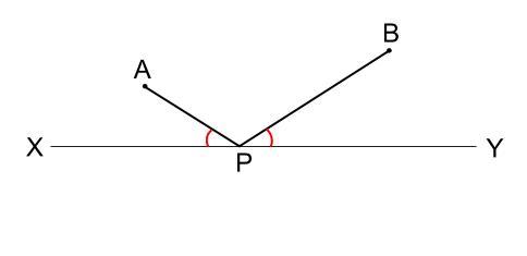 中学数学・高校受験chu-su-作図 2角等しい 図2