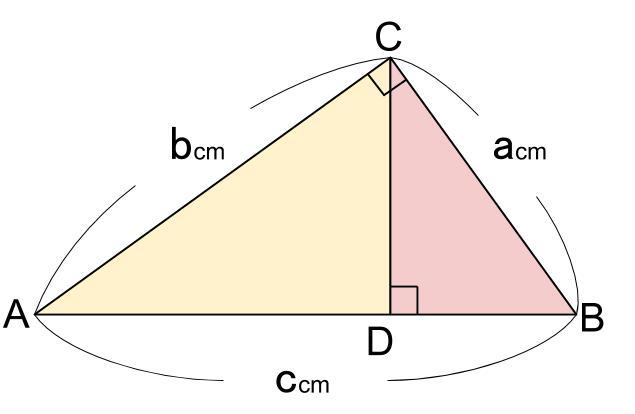 中学数学・高校受験chu-su- 三平方の定理 究極の証明1