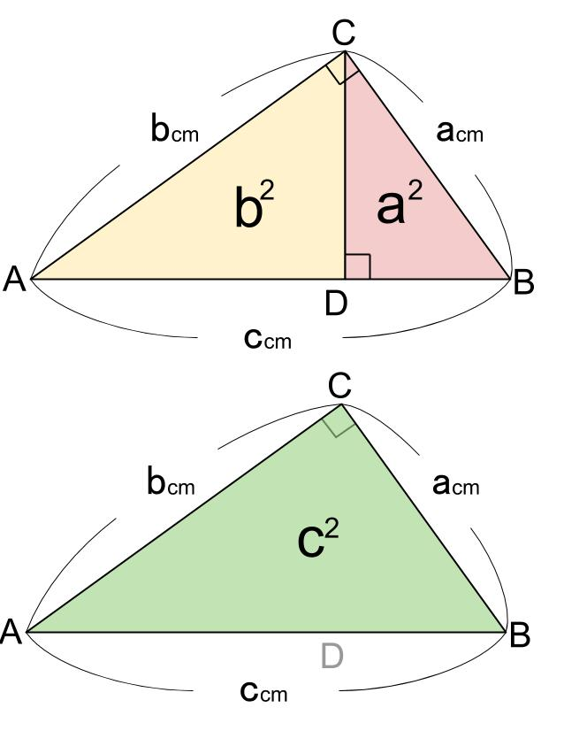 中学数学・高校受験chu-su- 三平方の定理 究極の証明2
