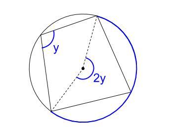 中学数学・高校受験chu-su- 円に内接する四角形 証明1-2